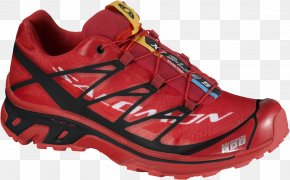 Running Shoes Image - Shoe Trail Running Salomon Group Sneakers PNG