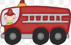 Cute Fire Cliparts - Fire Engine Firefighter Fire Department Fire Station Clip Art PNG