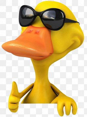 3D Duck - Duck Stock Photography Download PNG