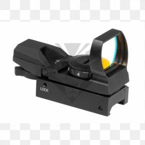 Sights - Reflector Sight Red Dot Sight Optics Airsoft PNG