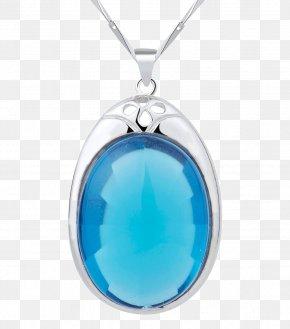 Sapphire Pendant - Pendant Necklace Sapphire Locket PNG