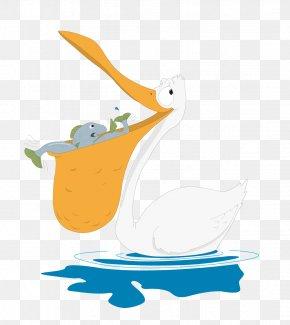 Big Mouth Duck - Beak Illustration PNG