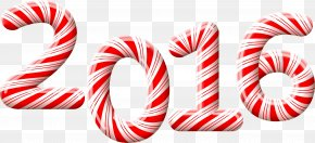 Christmas Candy - Candy Cane Stick Candy Lollipop Clip Art PNG