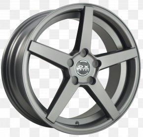 Car - Car Alloy Wheel Rim Tire PNG