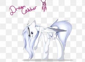 Dream Catcher - Horse Pony Vertebrate Drawing PNG