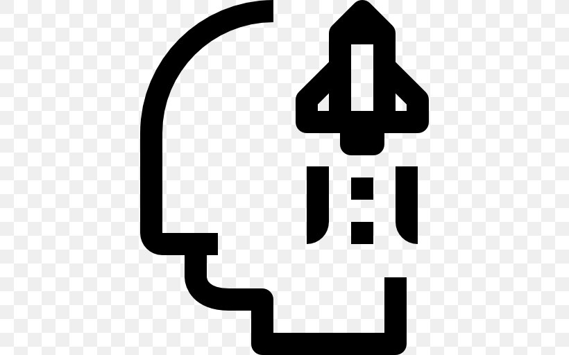 Mind Clip Art, PNG, 512x512px, Mind, Area, Black And White, Brand, Iconscout Download Free