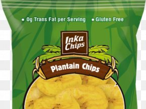 Banana - French Fries Fried Plantain Cooking Banana Potato Chip Nutrition Facts Label PNG