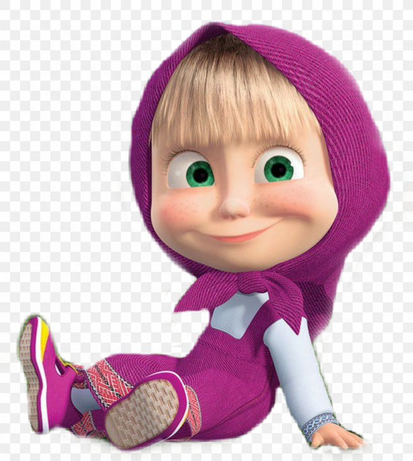 Masha And The Bear Drawing Animation Episode Png