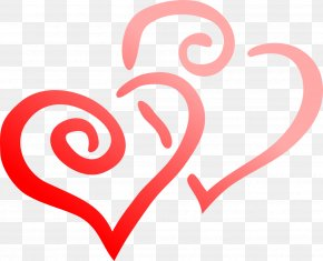 Valentine's Day - Heart Valentine's Day Clip Art PNG