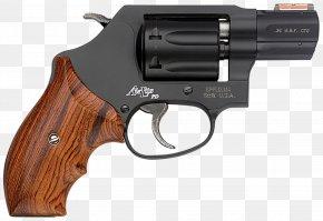 Hand Gun - .22 Winchester Magnum Rimfire Smith & Wesson M&P Revolver Smith & Wesson Model 10 PNG
