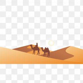 Vector Desert Safaris - Sand Cartoon PNG