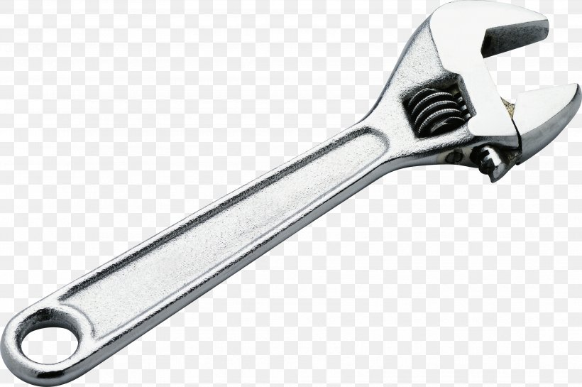 Wrench Hand Tool, PNG, 3524x2343px, Hand Tool, Adjustable Spanner, Clipping Path, Hammer, Hardware Download Free