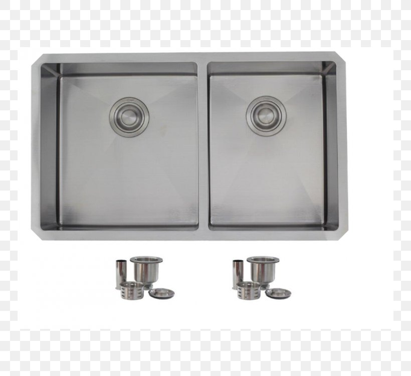 Kitchen Sink Stainless Steel Bowl, PNG, 750x750px, Sink, Bathroom, Bathroom Sink, Bowl, Bowl Sink Download Free