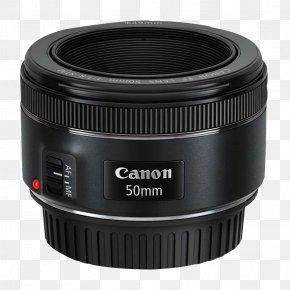 Canon Camera Lens - Canon EF 50mm Lens Canon EF Lens Mount Canon EF-S 18u2013135mm Lens Canon EF 40mm Lens Prime Lens PNG