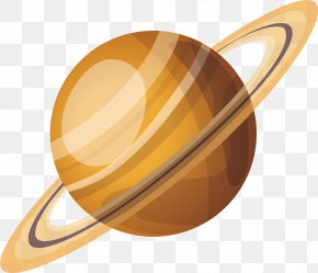 Planet Ring - Venus Planet Euclidean Vector PNG