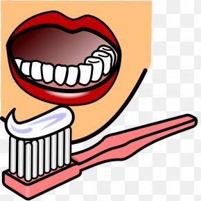 Tooth Germ - Bathing Tooth Brushing Clip Art PNG