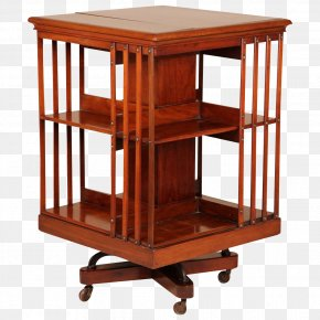 Bookcase - Table Bookcase Shelf Furniture Bed PNG