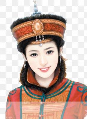Empress Dowager Xiaozhuang Qing Dynasty Clip Art PNG