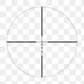 Scope - Reticle Telescopic Sight Optics Shooting Sport Magnification PNG