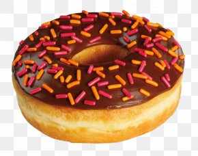 Donut PNG - Coffee And Doughnuts Coffee And Doughnuts Bagel Dunkin' Donuts PNG