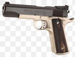Weapon - Firearm M1911 Pistol Weapon .38 Super PNG