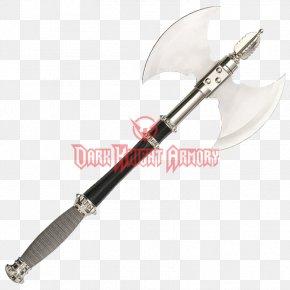 Axe - Battle Axe Dane Axe Blade Labrys PNG