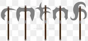 Axe - Battle Axe Weapon Art PNG
