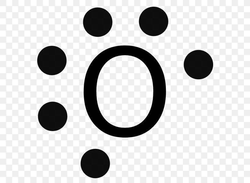 Lewis Structure Oxygen Electron Shell Molecular Orbital ...