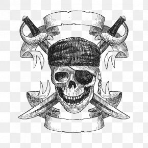 Vector Pirate Avatar - Piracy Plate Paper Pirates Of The Caribbean Zazzle PNG