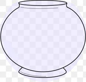 Fish Bowl - Black Telescope Aquarium Fishbowl Clip Art PNG