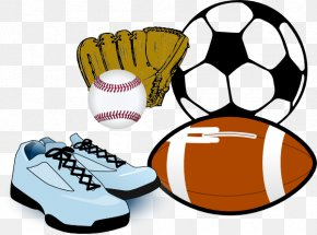 Field Day Clip Art Physical Education - Clip Art Remove Your Shoes Baseball Glove Song PNG