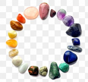 Colored Stone - Crystal Healing Rock Gemstone PNG