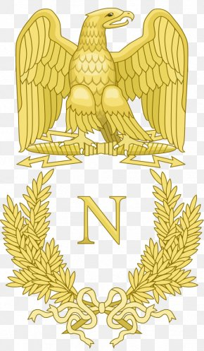 France - Napoleonic Wars French Imperial Eagle First French Empire French First Republic France PNG