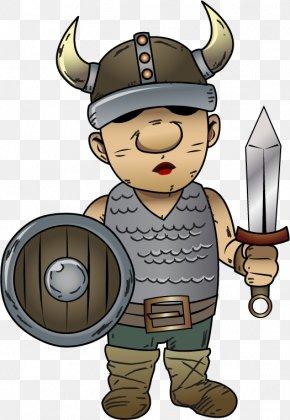 Baby Viking Cliparts - Viking Cartoon Free Content Clip Art PNG
