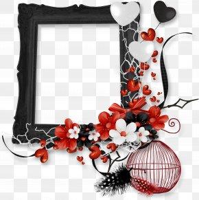 Black Frame - Picture Frames PNG