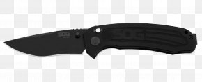 Knife - Knife SOG Specialty Knives & Tools, LLC Blade Clip Point PNG