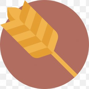 Wheat Icon - Line Commodity Angle PNG
