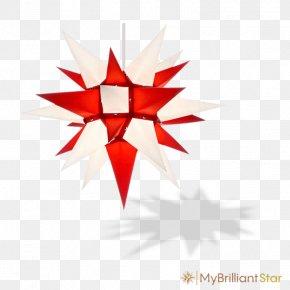 Manufaktur Adventsstjerne Herrnhuter Moravian Star I4 Red Paper Von Herrnhuter SternePaper Cones From Germany - Herrnhuter Moravian Star I4 Red Paper Von Herrnhuter Sterne Herrnhuter Sterne GmbH PNG