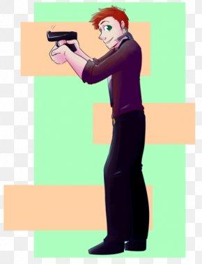 Tom Baker - Cartoon Human Behavior Shoulder Character PNG