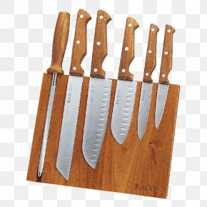 Knife Block - Knife Cookware Stainless Steel Kitchen Utensil PNG