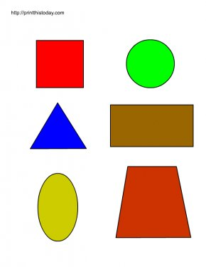 Kids Learning Pictures - Geometric Shape Child Triangle Clip Art PNG