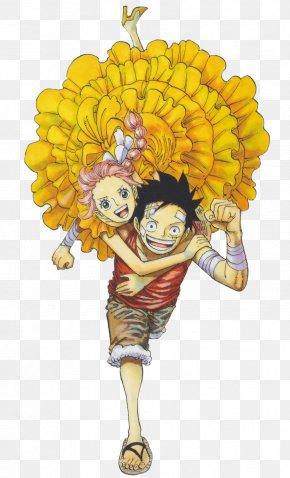 One Piece - Floral Design Monkey D. Luffy One Piece, Vol. 80: Opening Speech Trafalgar D. Water Law PNG