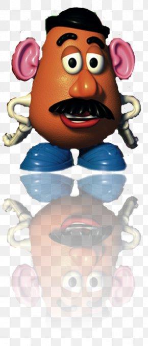 Mrs Potato Head - Nose Mr. Potato Head Look-alike Clip Art PNG