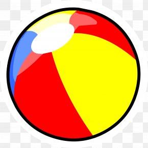Basketball - Club Penguin Island Beach Ball Clip Art PNG
