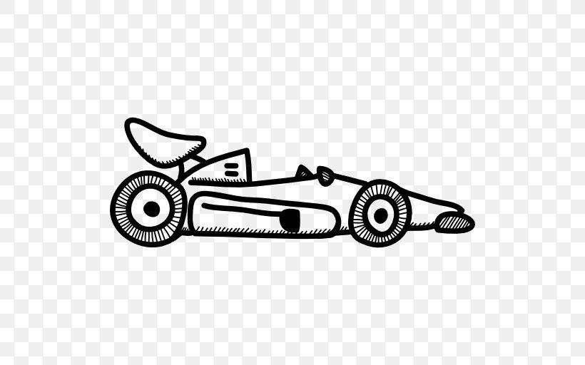 Formula 1 Car Drawing Png 512x512px Formula 1 Automotive Design Black And White Car Cars Download