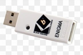 Computer - USB Flash Drives Hardware-based Full Disk Encryption Computer Hardware Hardware Security Module PNG