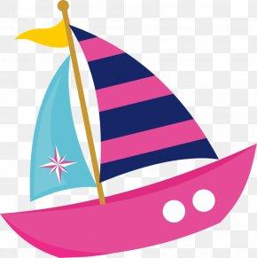 Easter Clip Art Sailboat SeamanshipBoat - Lent PNG