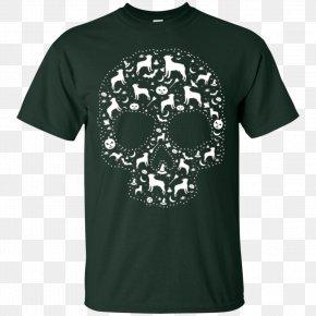 T-shirt - T-shirt Hoodie Gildan Activewear Top Sleeve PNG