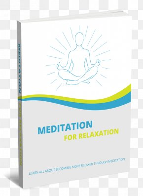 Meditation - Relaxation Private Label Rights Meditation Health E-book PNG