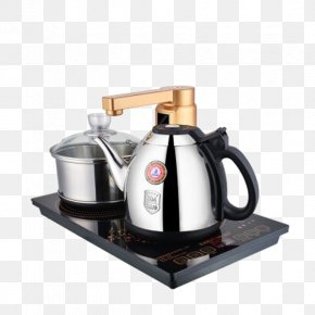 Automatic Electric Kettle Electric Double Oven Stove - Teapot Furnace Kettle Electricity PNG